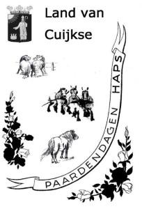 logo land van cuijkse paardendagen haps
